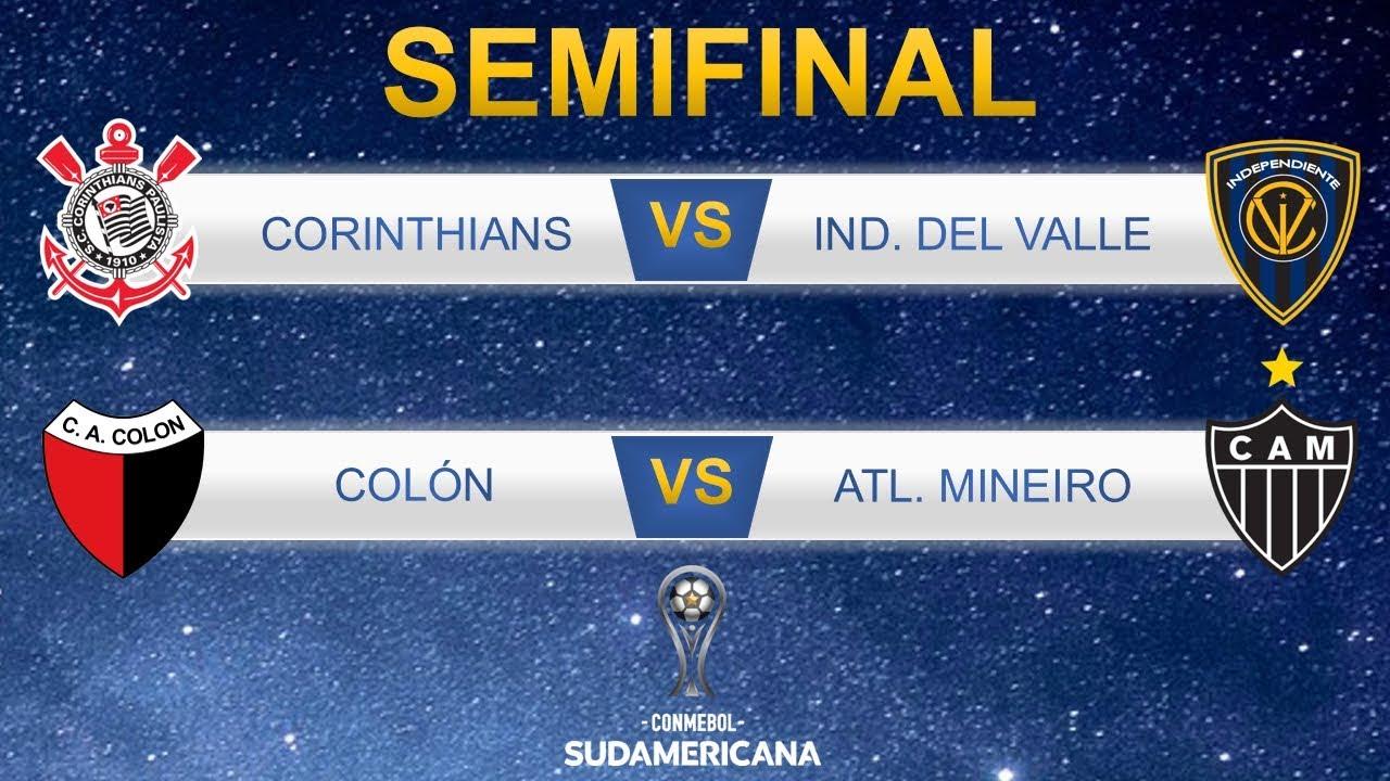 Copa SudAmericana Semifinals