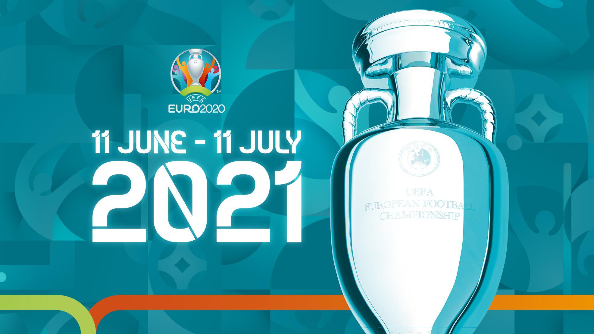 EURO 2020 TV Schedule