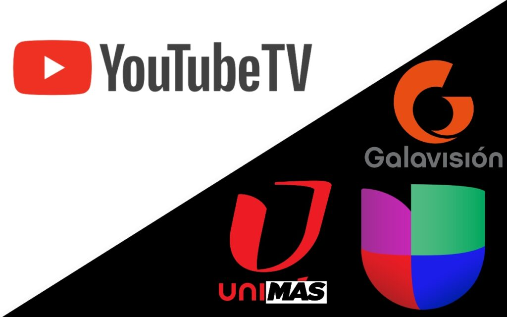 Univision and YouTube TV